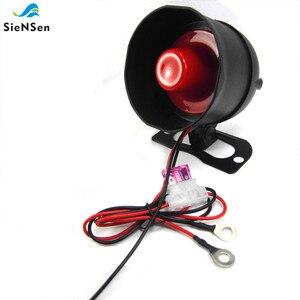 Image 5 - Универсальная автомобильная система сигнализации SieNSen 12 В с функциями ACC/вибрации/багажника/дверного триггера, простая установка M810