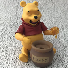Disney Winnie the Pooh movie Winnie the Pooh doll toy PVC material joint removable doll model toy Pooh bear modetoybirthdaygift winnie the twit