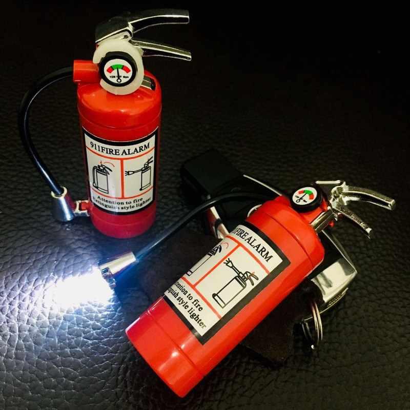 Pemadam Api Baru Torch Lighter Logam Flash Cahaya Api Butana Gas Pipa Lebih Ringan Yang Tidak Biasa Meningkat Cerutu Pemantik Rokok