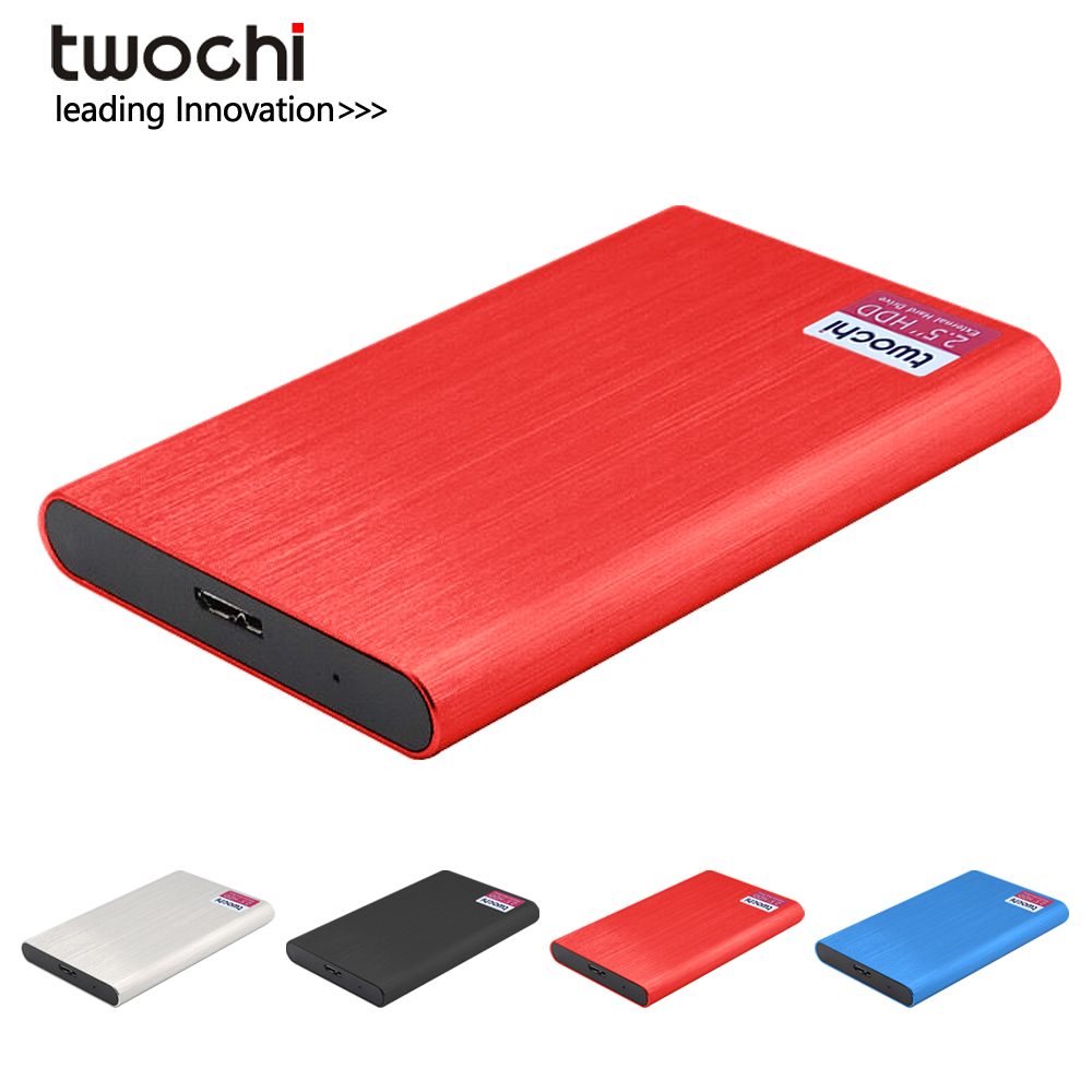 2.5''   HDD TBExternal Hard Drive 500GB 320GB Disco Duro Externo USB3.0 HD 160GB Portable Storage Disk For PC/Mac Plug And Play