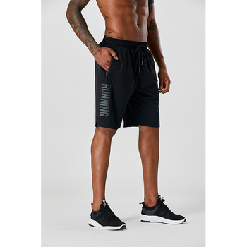 Sports shorts Summer mens casual quick-dry running pants comfortable breathable loose basketball training