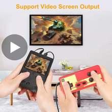 Игровая консоль в ретро стиле игровая портативная мини для аркадных
