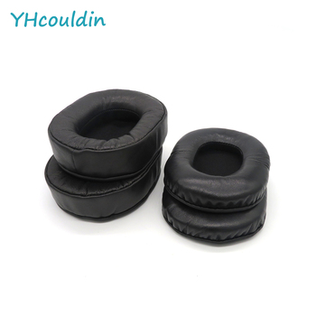 YHcouldin Sheepskin Ear Pads For Audio Technica ATH AVC200 ATH-AVC200 Headphone Replacement Parts Ear Cushions фото
