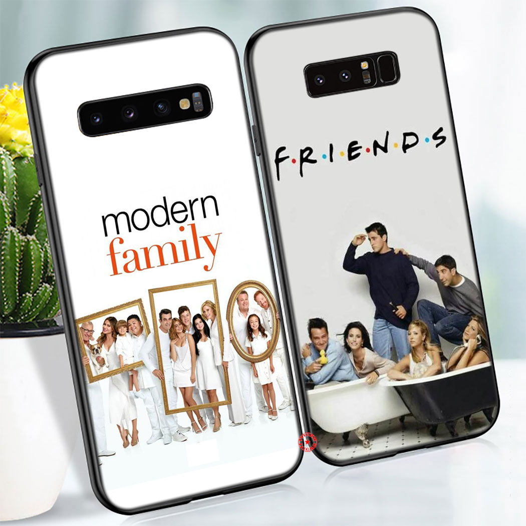 IL34 Modern Family Soft Silicone Case for Samsung Galaxy S20 Ultra S10 S9 S8 Plus Lite S10E S6 S7 Edge A91 A81 A71 A51 A41