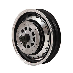 QS 14inch 7000W V2 273 QS E-Scooter In-Wheel Hub Motor(45H) for Electric Motorcycle