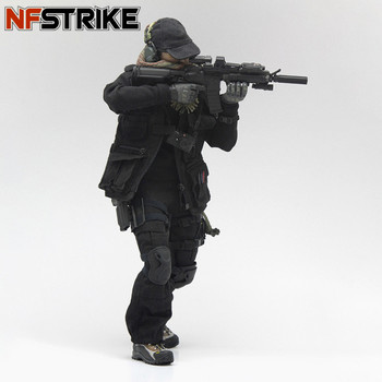 "VeryHot Soldier Model Suit CIA Clothes Equipment For 1/6 12"" Soldier Model (Figure Not Included) 2019 New Arrival"