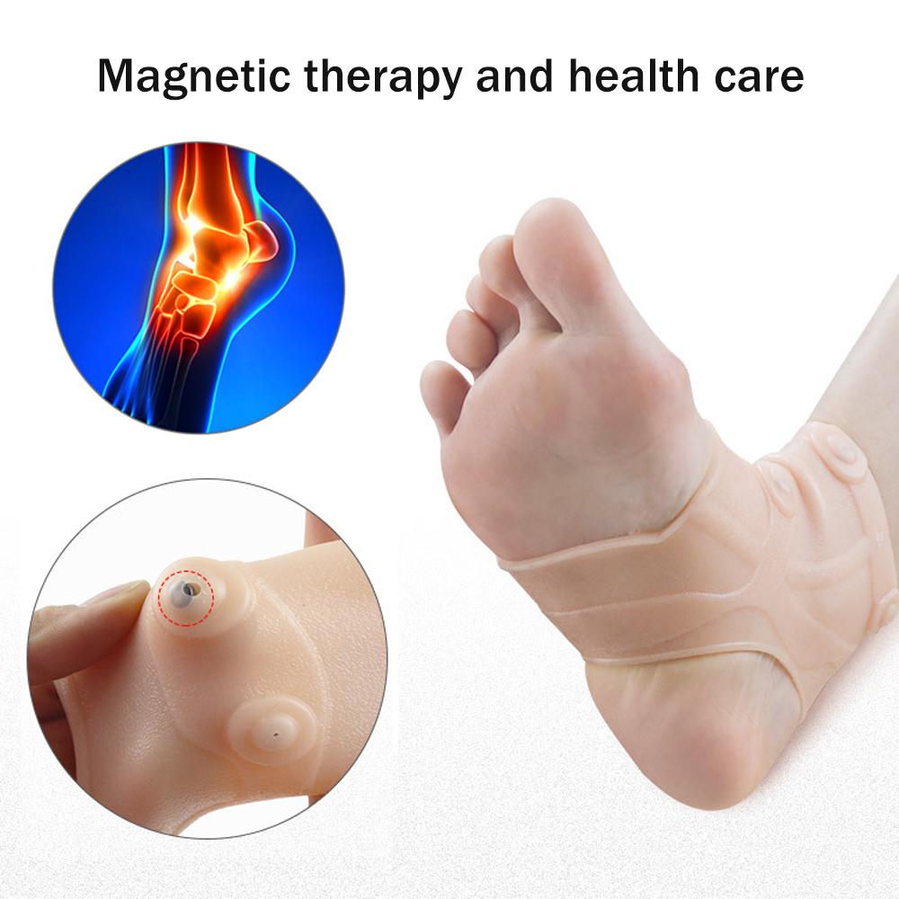 2 пар/уп магнитотерапия сжатия голеностопного сустава уход за