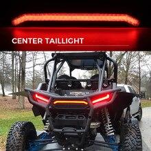 Vermelho utv led luz da cauda para polaris sportsman 1000 xp rzr rs1 xp turbo 2018 2019