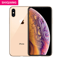 Used Original Apple iPhone XS Unlocked Cell phones 5.8 64GB/256GB RAM Hexa Core iOS 7+12MP Dual Rear Camera TelephoneNFC