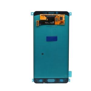 Image 2 - شاشة 100% أصلية 6.0 بوصة سوبر أموليد LCD لسامسونج غالاكسي C9 برو LCD C9000 C9 LCD تعمل باللمس محول الأرقام استبدال أجزاء