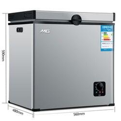 Refrigerador pequeño congelador Mini congelador doméstico congelador comercial Horizontal Mini congelador eléctrico