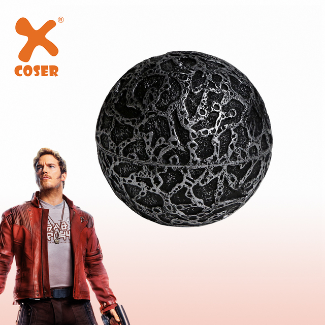XCOSER Guardians of the Galaxy Orb Replica Prop The Infinity Stones Orb Power Stone For Sale Cosplay Costume Prop Collection