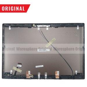 Image 3 - Nieuwe Originele Voor Lenovo Ideapad 520 15 520 15IKB Lcd Back Rear Deksel Voorkant Scharnier Cover 5CB0N98519 5B30N98516 5CB0N98524