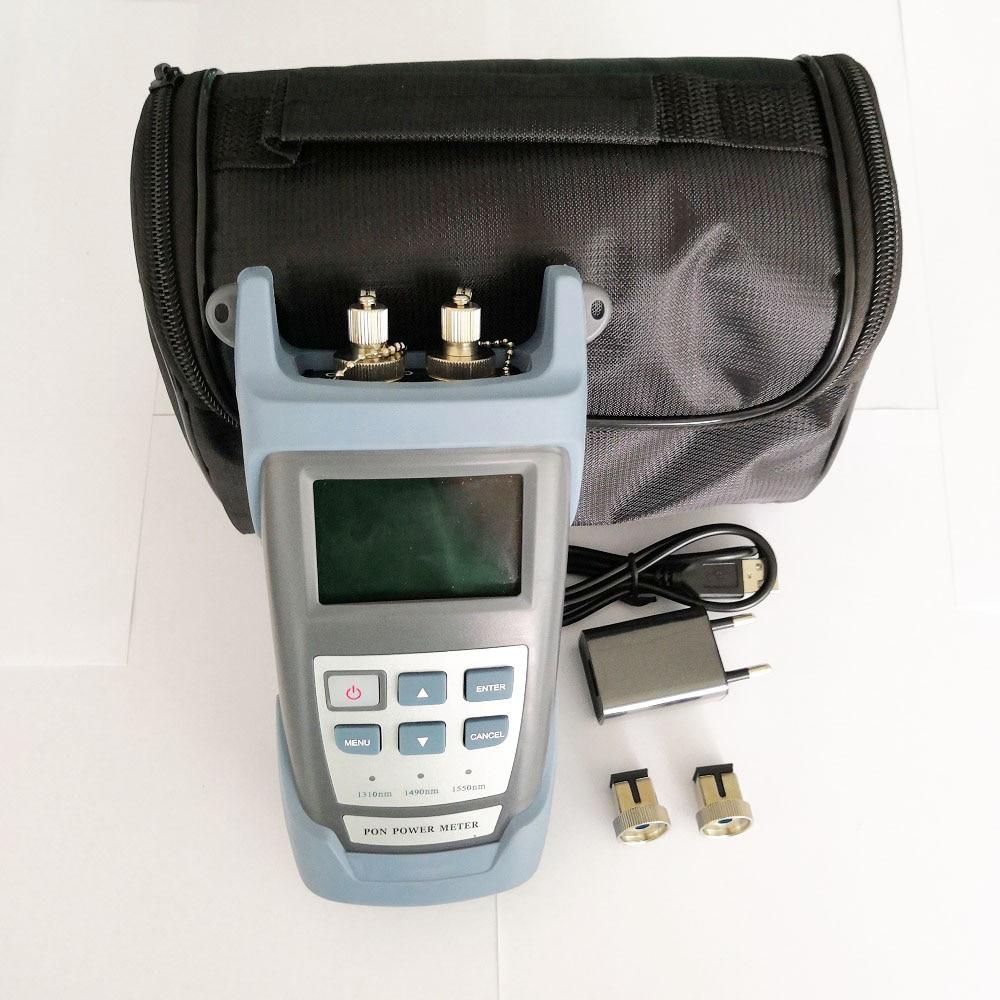 Ruiyan RY-P100 1310/1490/1550m FTTH PON Optical Power Meter For EPON GPON XPON ONT OLT