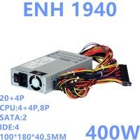 Новый PSU для увеличения 12 В FLEX NAS Малый 1U 400 Вт блок питания ENH 1940 HK320 93FP HK250 93FP