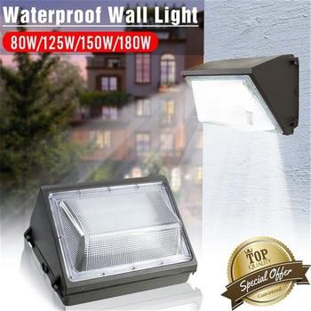 80W 5400LM 91LED Outdoor Waterproof Street Light