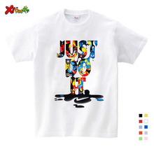 2019 Children Best Sellers Print Funny Clothing Boy T Shirt Girls  Printed Summer Hip Hop Anime Tshirt