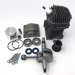 HUNDURE 42,5 мм поршень двигателя Ремонтный комплект для STIHL 025 MS250 023 MS230 MS 230 250 бензопилы 1123 020 1209