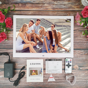 8G Новая женская одежда для девушек 15 дюймов Экран светодиодный Подсветка HD 1280*800 цифровая фоторамка электронный альбом для фотографий Музыка Фильмы Функция, хороший подарок для ребенка Цифровые фоторамки      АлиЭкспресс