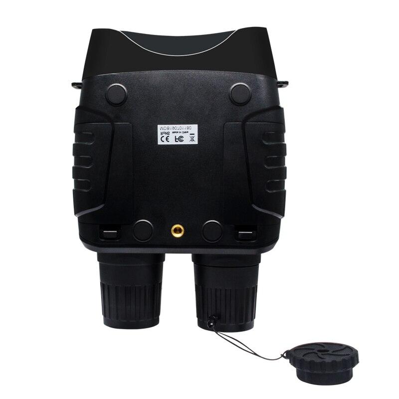 NV3180 720P HD Aufnahme Nachtsicht Fernglas Zoom Alle-schwarz Infrarot Nachtsicht Gerät Manuelle Fokus Nacht Jagd kamera