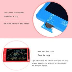 8,5 дюймовый ЖК-планшет для рисования электронная цифровая доска цветной экран для детей и взрослых графический планшет для дома, школы, офиса