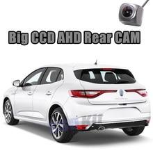 Carro grande ccd câmera traseira para renault megane iv 4 2016 ~ 2020 invertendo super night view ahd 720 1080 waterpoof volta cam