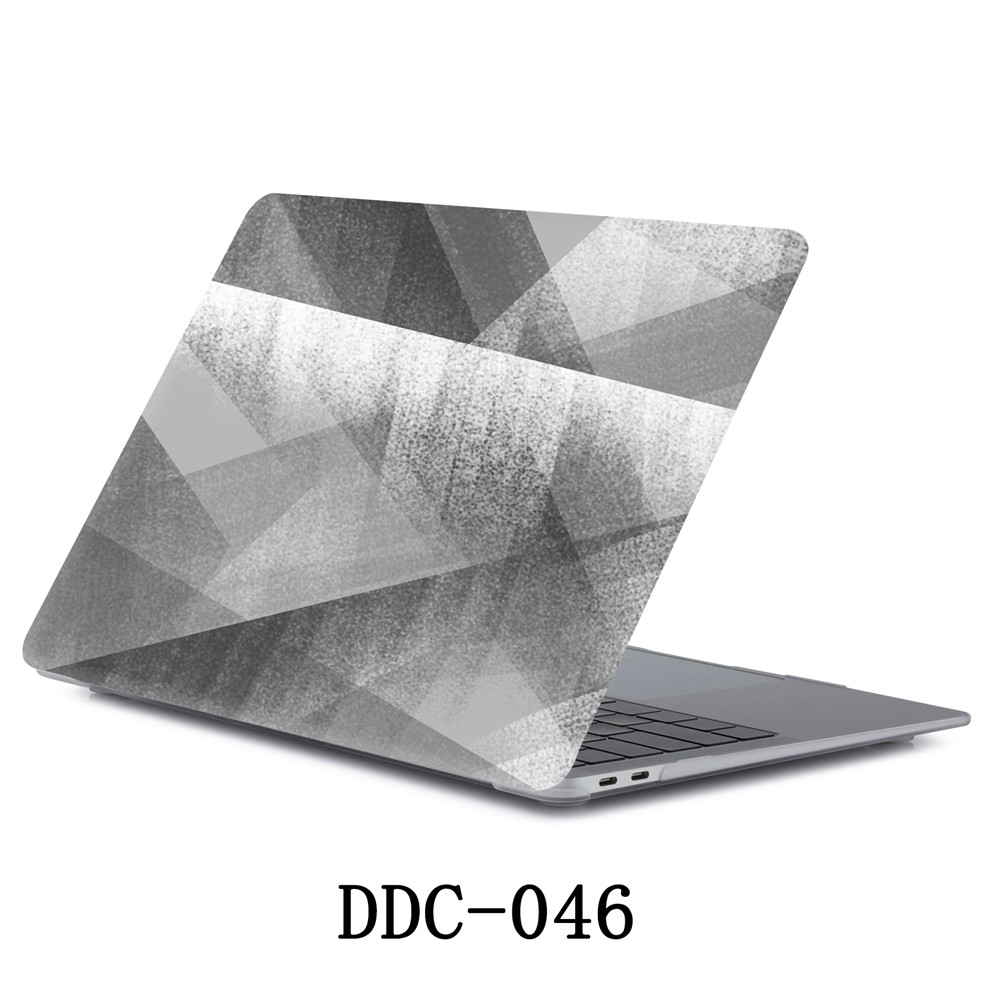 Matte Texture Printing frosted Case for MacBook 36