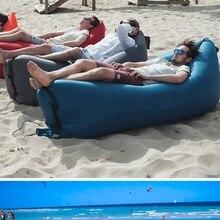 Надувная кровать, диван, подушка безопасности для пикника, пляжная сумка, ленивая диванная подушка, надувная кровать, подушка для пикника, спальный коврик