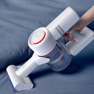 Image 4 - Aspirateur sans fil portatif Original de Dreame V9 20000Pa filtre daspiration de Cyclone collecteur de poussière pour la maison