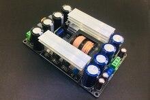 TZT 1000W AC200V 240V LLC przełączanie płyta zasilająca podwójne wyjście DC napięcie + 70V/40V 45V 50V/60V 80V F/płyta wzmacniacza HIFI
