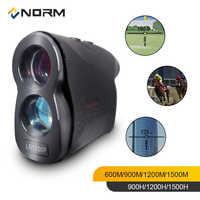 Télémètre Laser standard 600M 900M 1200M 1500M télémètre Laser pour le Sport de Golf, la chasse, le relevé