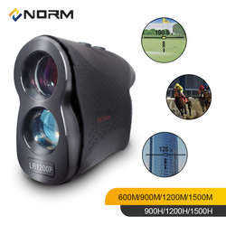 Telémetro láser estándar 600M 900M 1200M 1500M medidor de distancia láser para deportes de Golf, caza, inspección