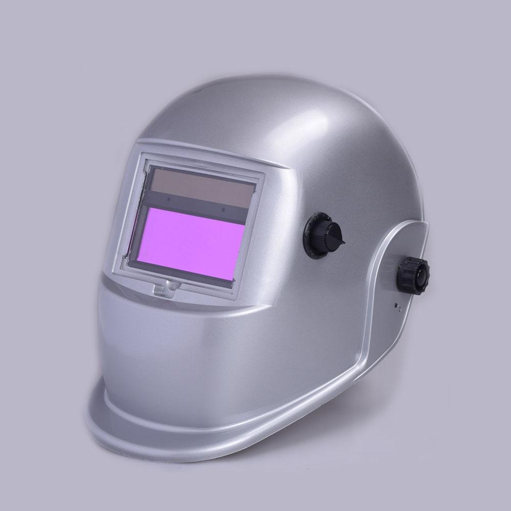Mascara de soldadura profesional solar oscurecimiento automático KM-6000E