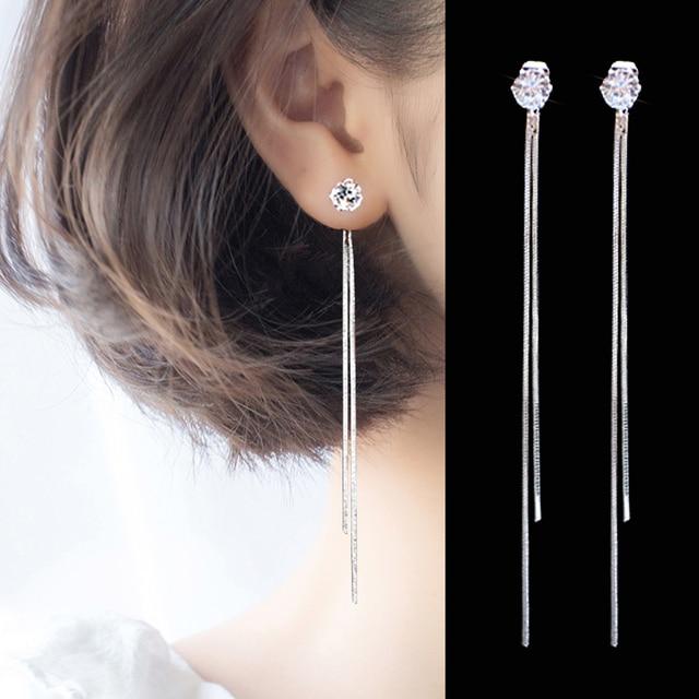 New Dangle Earrings Female Elegant Party Jewlery