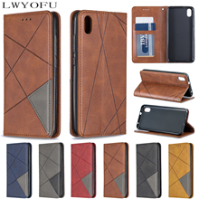 цены Vintage PU Leather Flap Wallet Case for Xiaomi 9T Wallet Case for Redmi 7A K20 Pro K20 Note 7 Phone Case
