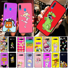 Anime Port Rouge TPU Ponsel Cover untuk Samsung Galaxy Note 10 Plus A10s A20s A30s A40s A50s Soft Case(China)