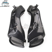 Motorcycle Air Intake Tube Duct Cover Fairing For GSXR600 GSXR 600 K2 2001 2002 2003 01 02 03 GSXR1000 1000 2001 2002 01 02 K1