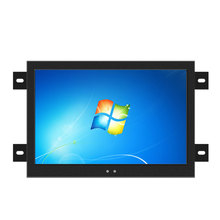 14 15.6 17.3 18.5 Inch Industrial LCD display Monitor Industrial VGA Lcd Display HDMI Not Touch Screen Desktop Wall mount b100jc abhuv 10 inch touch monitor 10 inch touch display hdmi hd resistance touch monitor meal industrial medical touch screen