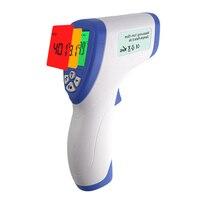 Non-contact Ir Infrarood Thermometer Temperatuur Detector Laser Pyrometer Digitale Temperatuur Meter