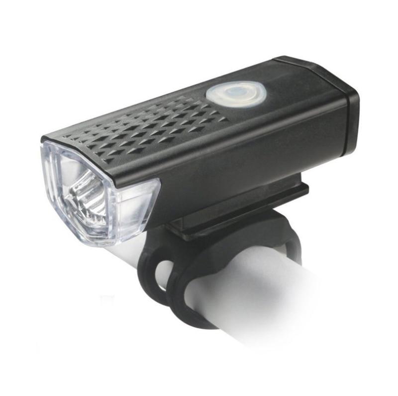 3 Modes LED Bicycle Headlight Mountain Bike Handlebar Head Light Torch USB Rechargeable Lantern Super Bright Lamp