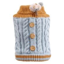 Dog Sweater Christmas Cloth Knitting Winter Small Warm for Pet-Dog Crochet