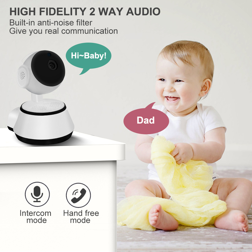 Hot Discount #7db79 - DIDIHOU 720P Home Security IP Camera ...