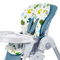 Nowe dziecko dzieci wysoka poduszka na krzesło Pad Mat Booster poduszka na siedzenie Pad Mat krzesełko do karmienia poduszka poduszka do wózka Mat
