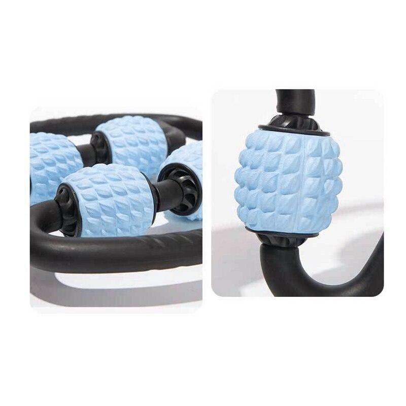 1pc rolo de espuma do eixo muscular