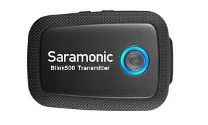 Image 5 - Saramonic Blink 500 듀얼 채널 무선 마이크 B1 B2 B5 B6 2.4GH Canon Nikon Sony Blink500
