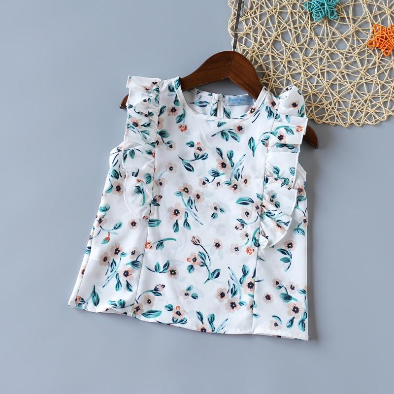 Ha4291d2f74db465d96913875d71091d99 Humor Bear Girls Clothing Set 2020 Korean Summer New Ice Cream Bow T-shirt+Pants Kids Suit Toddler Baby Children's Clothes