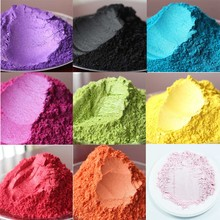 Pearl Powder Colorful Pigment Nail Ink Toys, Handicrafts Fishing Rod Dyeing10 Grams Mica