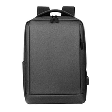 Fashion Large Capacity Backpack Business Men Multi-Function USB Interface Waterproof Bag Laptop Bags 40*30*12CM-WT