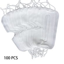 100Pcs Protective VR Glasses Disposable Eye Mask Breathable Patches Hygiene Sweat Absorbing Accessories For Oculus Quest Rift S