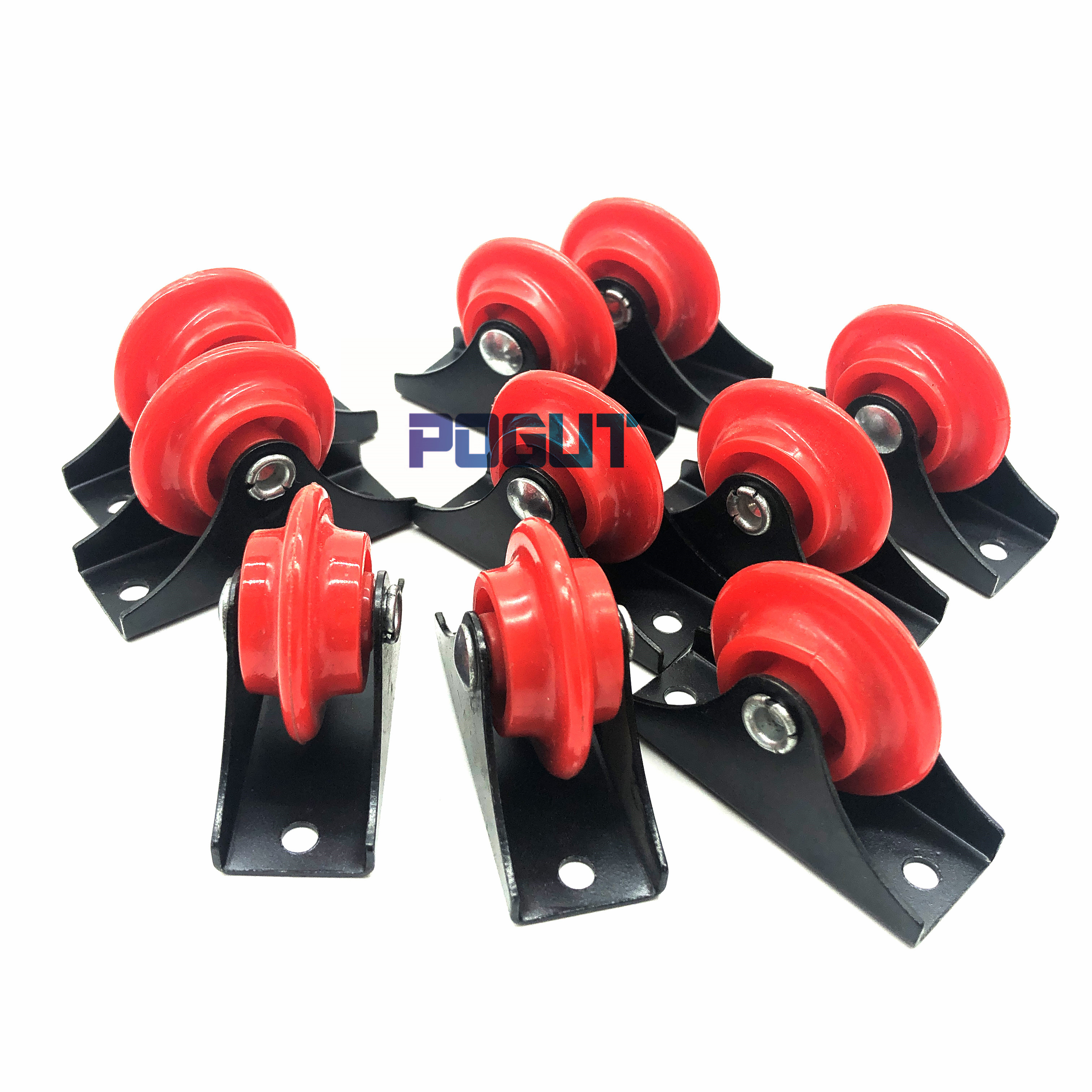 10pcs Replacement Rubber Roller For Glass Vertical Washing Machine